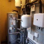 Solar Cylinder Installation