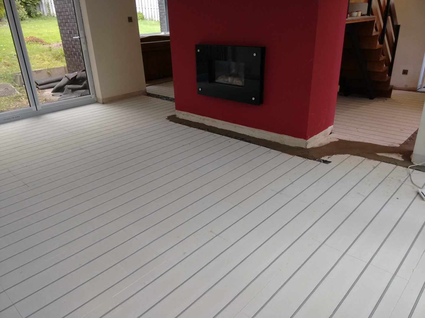 Polypipe Underfloor Heating Overlay Boards
