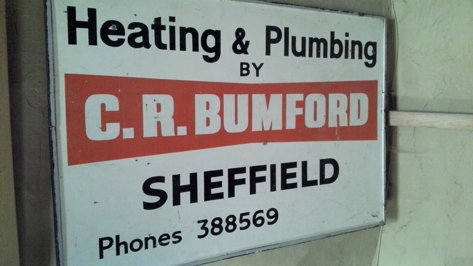 Heating & Plumbing by C.R. Bumford